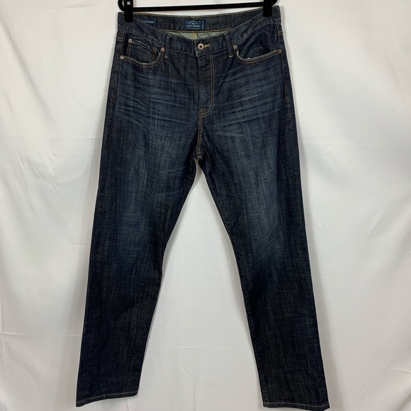 Lucky Brand Other - Lucky Brand 329 Classic Straight Jeans 36x35